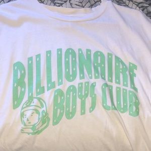 Billionaires boy club shirt